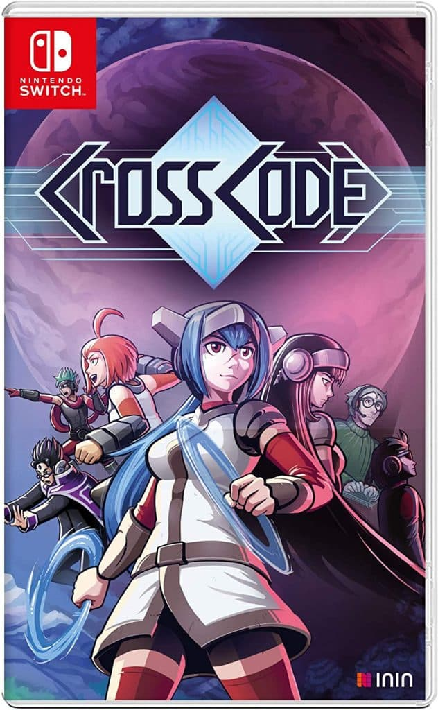 CrossCode para Nintendo Switch, Xbox One y PS4