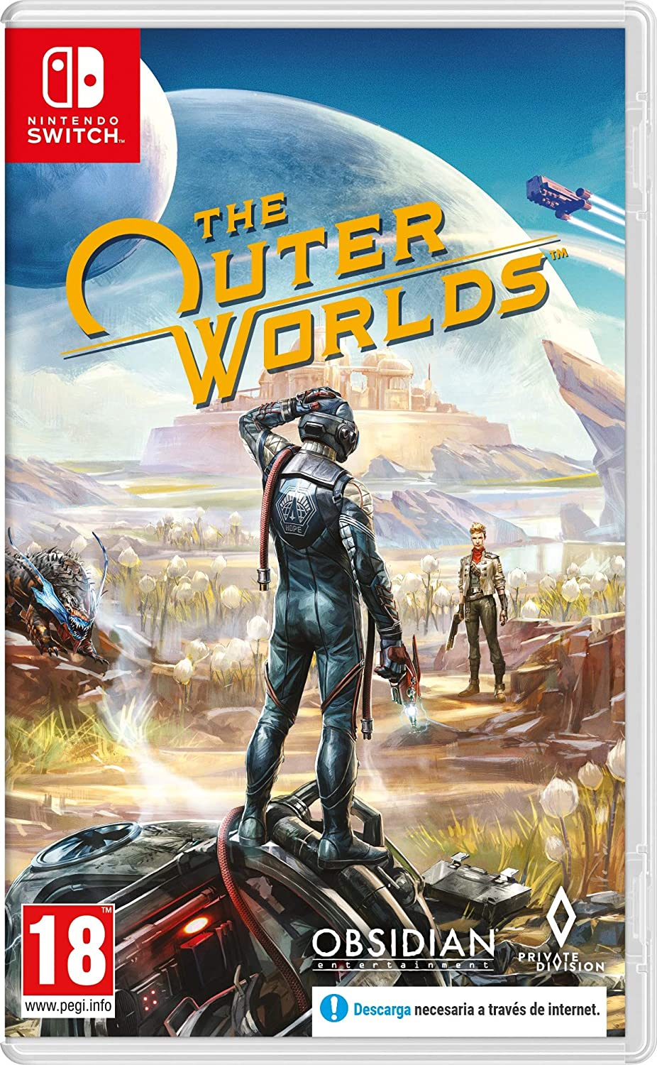 The Outer Worlds 2020