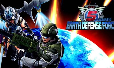 Earth Defense Force 5 videojuego