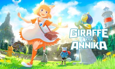 Videojuego Giraffe and Annika Limited Edition