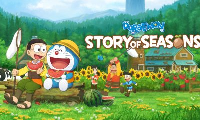 Videojuego Doraemon Story of Seasons