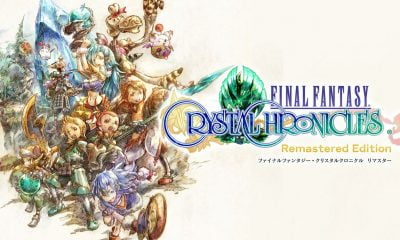 Final Fantasy Crystal Chronicles edicion remasterizada(2020)