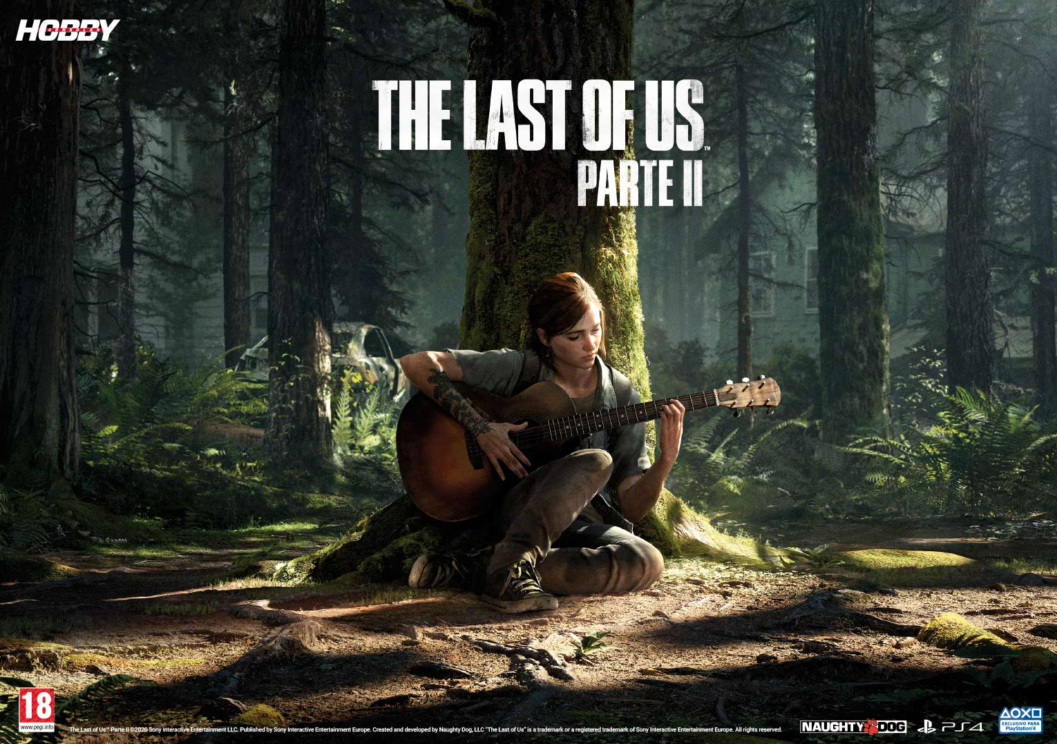 The Last Of Us 2 para PS4