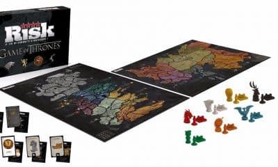 Game of Thrones Risk. Juego de mesa