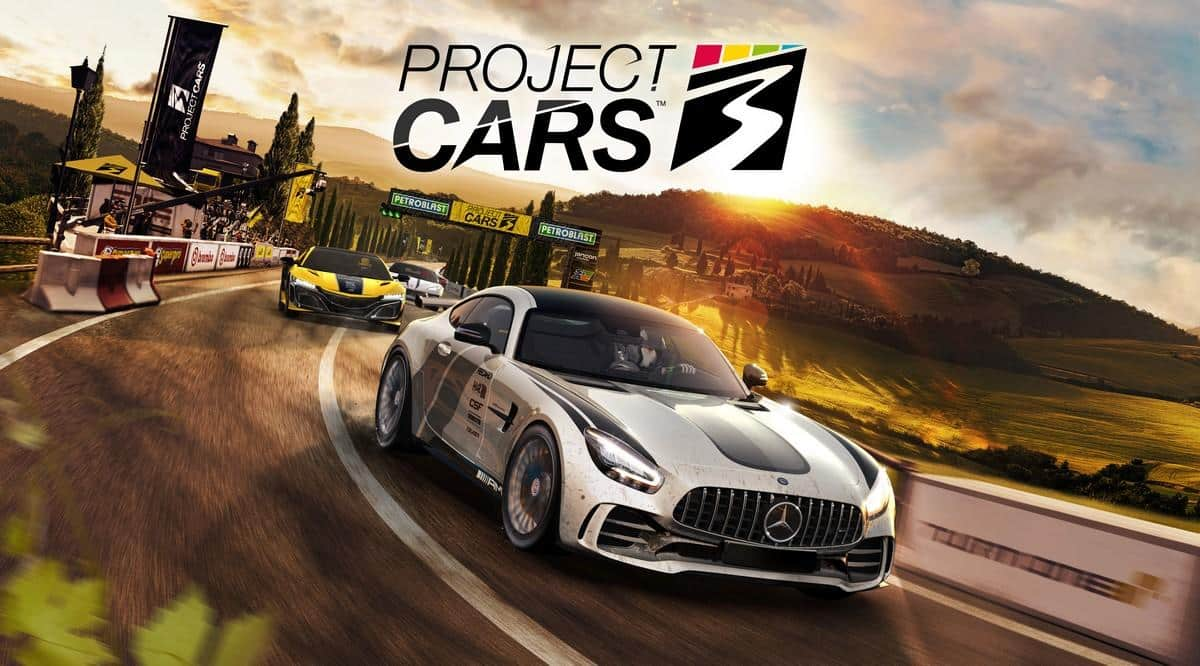 Project CARS 3 2020