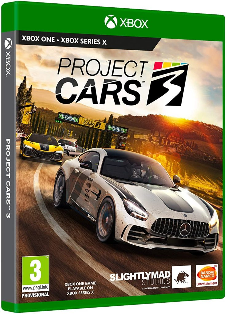 project cars 2020 xbox one