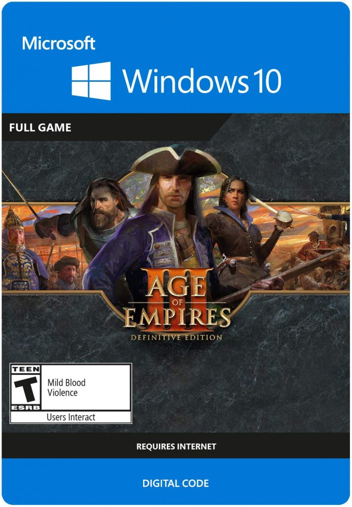 Age of Empires III Definitive Version