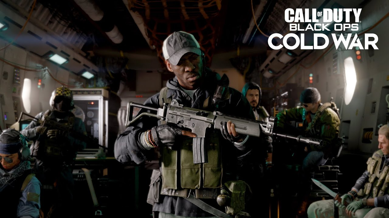 Call of Duty Black Ops Cold War 2020