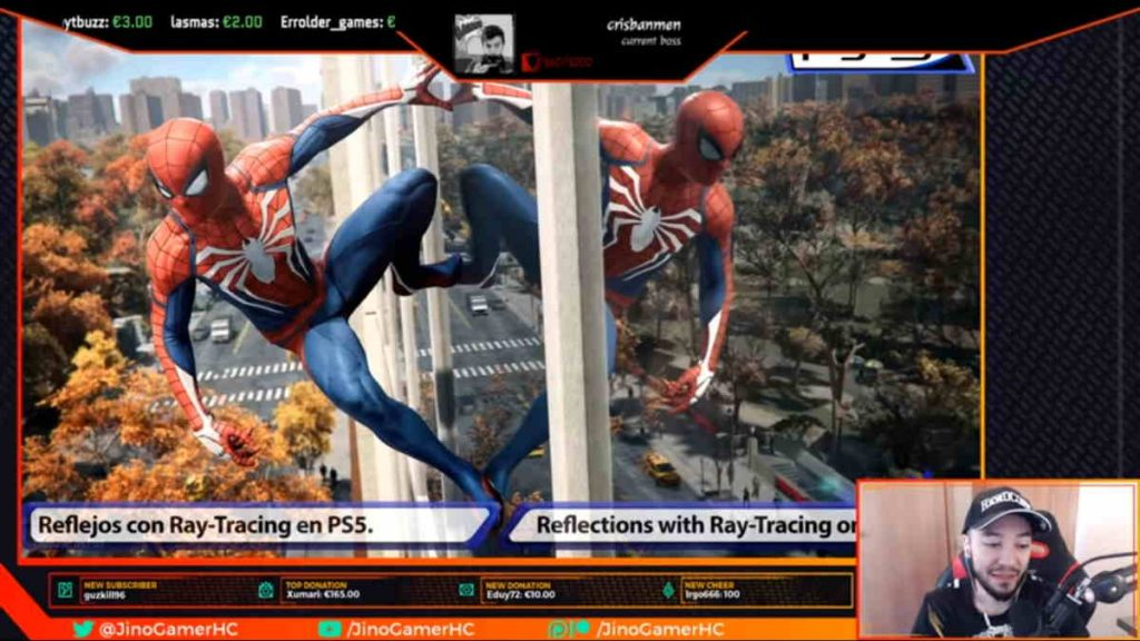 ¡¡SPIDERMAN REMASTERED PS5 vs PS4 ORIGINAL!! Spiderman PS5 Spiderman PS4