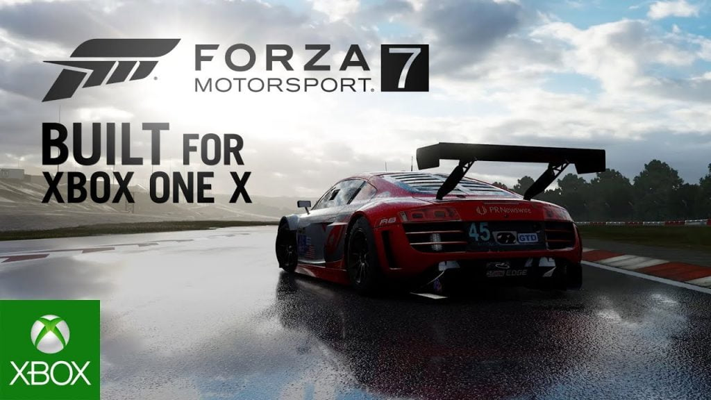 Forza Motorsport 7 ya llegó a Xbox Game Pass para One, PC y xCloud