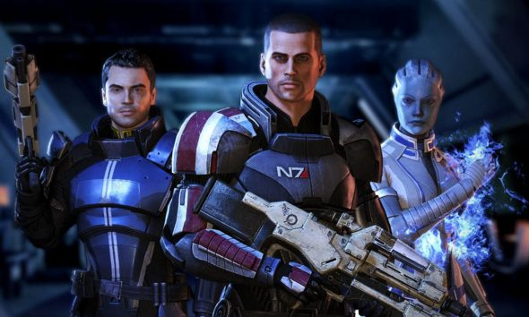 Mass Effect Legendary Edition sale clasificado en Corea