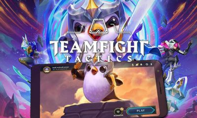 Juega Teamfight Tactics en un móvil no compatible