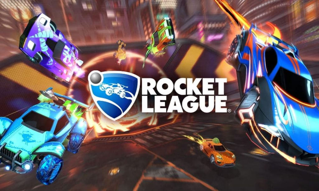 Rocket League gratis para Switch