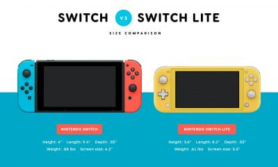 Nintendo Switch disponible en Amazon y otras tiendas