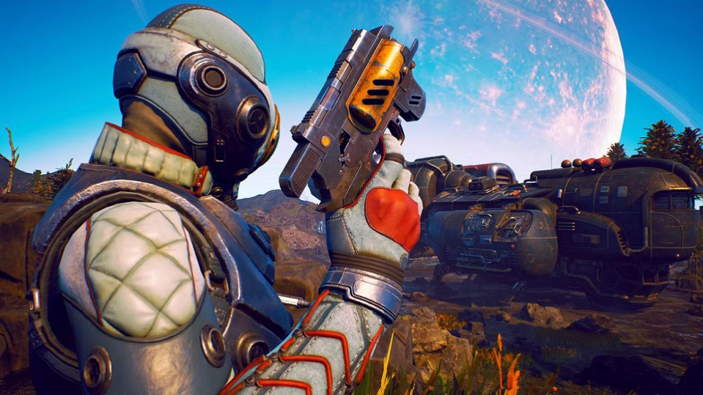 The Outer Worlds en Steam