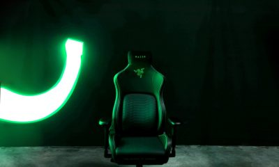 razer iskur ergonomic gaming chair